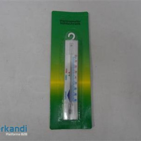 Thermometer holding