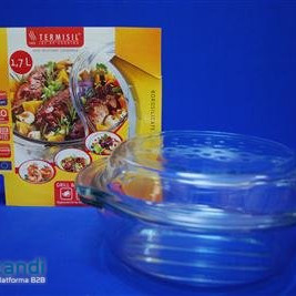 Thermostable bowl glass several PRY