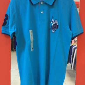 US POLO ASSN MEN POLO SHIRTS BIG PONY 3 COLOURS 1 STYLE SIZE RANGE