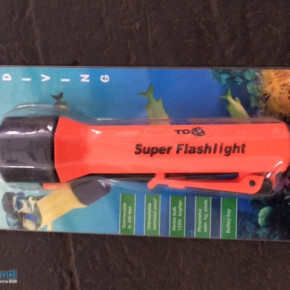 Waterproof Flash Light