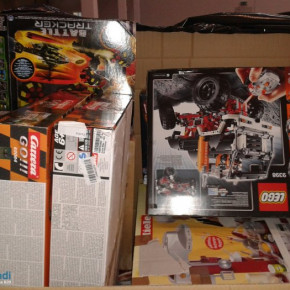 Toys - Returns Lego, Hasbro, Disney etc