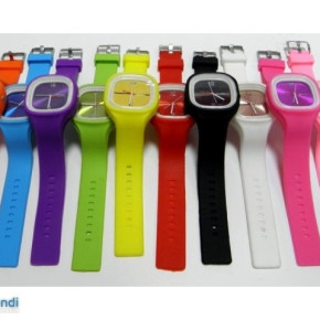 Jelly watch mix colors