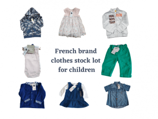 French brand clothes for children