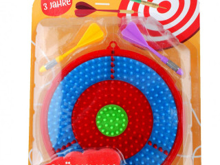 Children's toy dart game with pimples Wholesale remaining stock