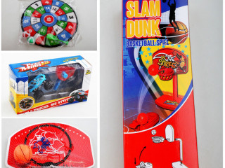 Children's toys, sports games mix, wholesale remaining stock