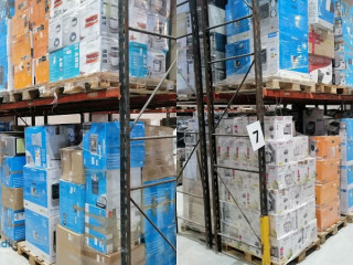 Medion 25 pallets of household appliances