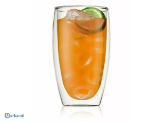 GLASS GLASSES THERMAL DOUBLE GLASS 450ml
