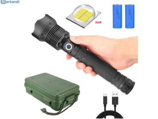 MILITARY TACTICAL LED TORCH ZOOM