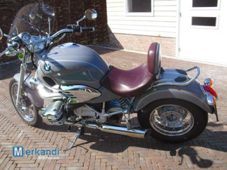 Auction: Motorcycle (BMW, R 1200 C)