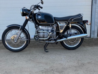 Auction: Motorcycle (BMW, R 75/5)