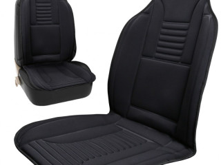PROFILED PROTECTIVE MAT FOR A CAR SEAT