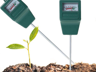 ACIDOMETER METER HORTICULTURAL TESTER PH SOILS OF THE EARTH