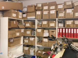 Liquidation Stock Motorcycle Accessories 2970 Units