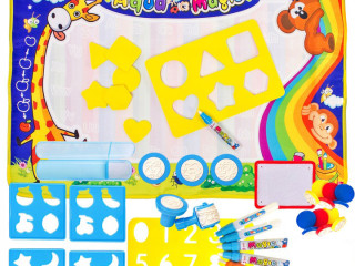 WATER MAT FOR WATER PAINTING STAMPS 100x80cm XL