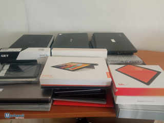 Batch of laptops and tablets, C-grade, TAKE ALL