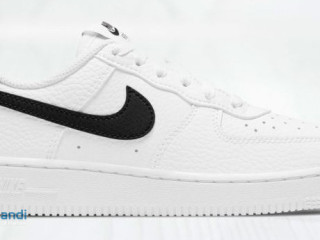 NIKE AIR FORCE WHITE BLACK FALL WINTER 2022 COLLECTION