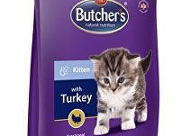 FUNCTIONALBUTCHER'S FUNCTIONAL CAT DRY JUNIOR WITH TURKEY 800gBAG