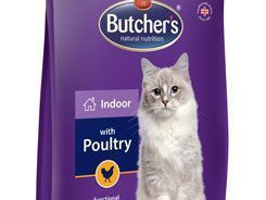 FUNCTIONALBUTCHER'S FUNCTIONAL CAT DRY INDOOR WITH POULTRY 800gBAG