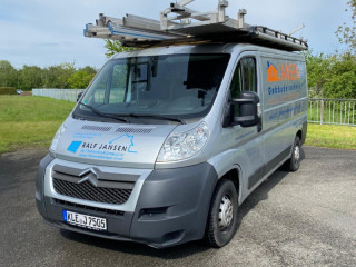 Auction: cleaning vehicles for photovoltaic (Citroen, Jumper)