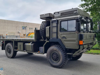 Auction: Truck (Military Version) - (Ideal as a camper conversion)