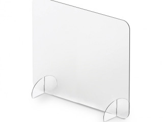 Methacrylate partition screen 60x80cm