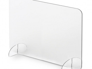 Methacrylate partition screen 60x120cm