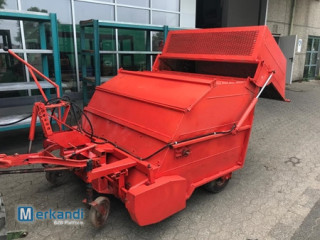 Auction: Leaf and Lawn Sweeper (Wiedenmann)