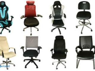 Office chairs B + C goods / returns, wholesale remaining stock