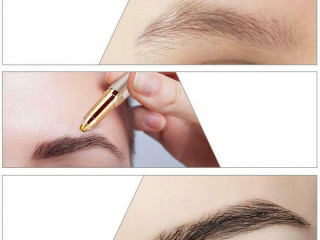 WOMEN'S TRIMMER FOR EYEBROW, NOSE, EAR, FACE BATTERY POWERED