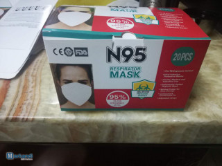 N95  Mask with Ce  and  FDA