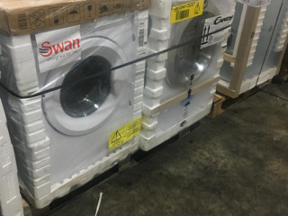 Mixed Load of New Graded and 21 Day Return White Goods