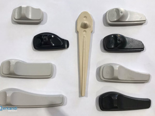 Clearance of anti-theft hard and security tag for shops