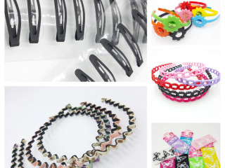 Jewelry and hair accessories pallet assortment offer  REF: 183201