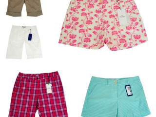 CONTE OF FLORENCE WOMEN SHORTS