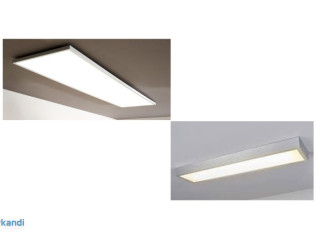 Joblot of ceiling lights - new with original packaging - 160 units