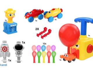 Joblot of Power Balloons - new with original packaging - 115 units