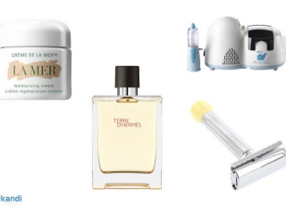 Lot of Drugstore Perfumery Hygiene and small household appliances