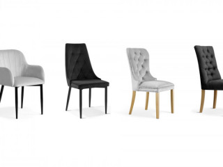 New dining chairs and dining tables (selling the stock)