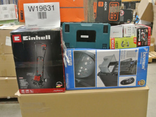 Mixed pallets of household tools and appliances wholesale