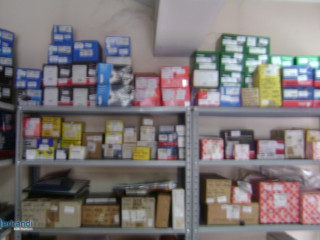 SALE OF CAR PARTS FROM STOCK - 16000 pieces