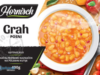 Ready meal - fasting beans 400g