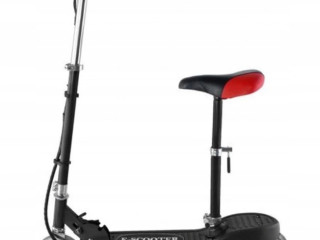 Electric Scooters with a Seat