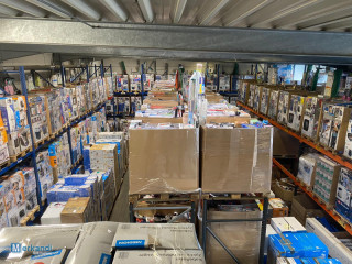 * Branded goods * Mixed pallets with household goods of all kinds - customer returns