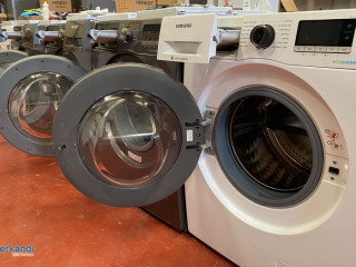 ►LOT OF SAMSUNG AND HOOVER WASHERS◄