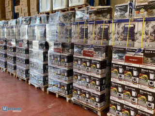 ✌✔LOT OF 35 PALLETS WITH SMALL APPLIANCES✔✌