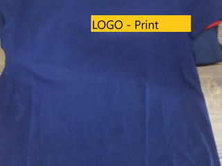 Customizable Clothing Promotion Articles