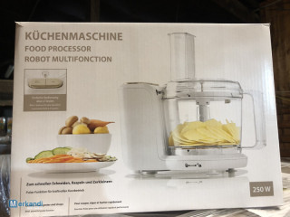 NEW   Food processor 250W   with original packaging
