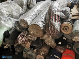 LOT OF TEXTILE IN BALES