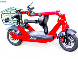 folding electric scooter 450 W CE
