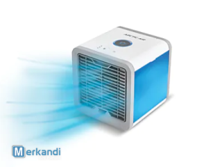 Mini air conditioning fan with water and USB EXPORT